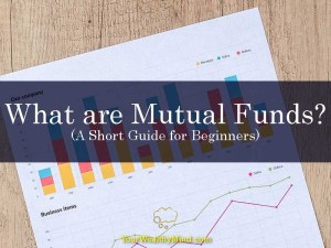 What are Mutual Funds A Short Guide for Beginners - Your Wealthy Mind