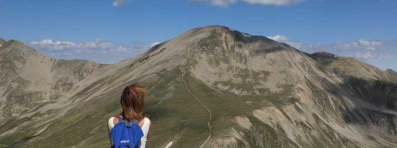 mountain path trail