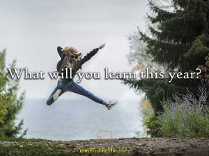 what will you learn this year your wealthy mind