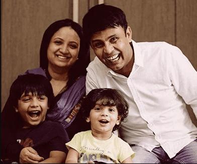 RJ Naved Family