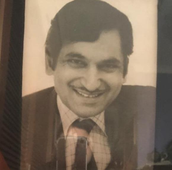 Dharmendra Shankar (Alka Yagnik father)