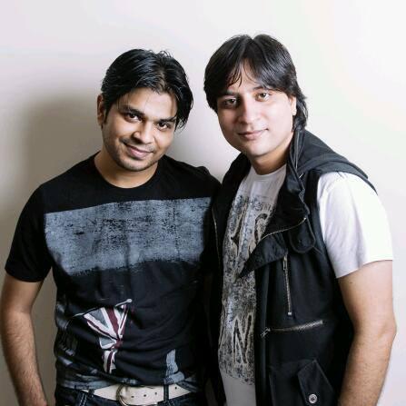 Ankit Tiwari and Ankur Tiwari