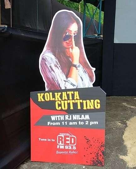 Kolkata Cutting with RJ Nilam
