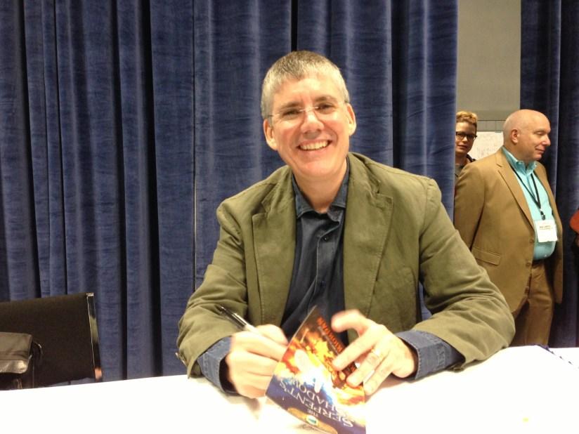 ファンタジー児童書作家 Rick Riordan