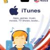 Carte App Store & iTunes 400$ USA