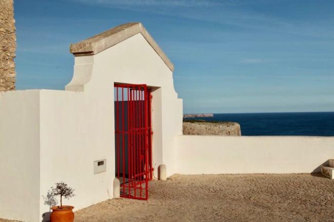 Cabo de Sao Vicente front gate