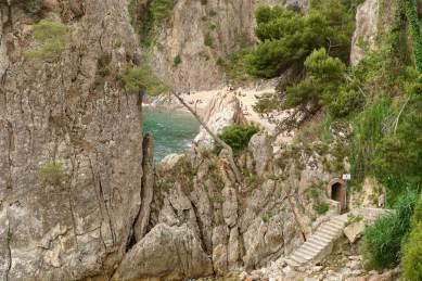 El Golfet stairway