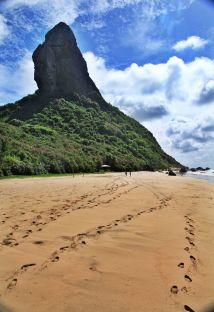 Praia Conceição Fernando de Noronha beach