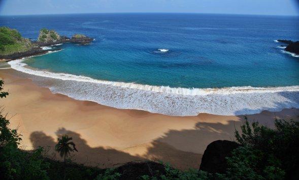 Praia do Sancho de Noronha