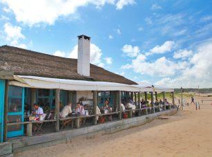 La Huella outdoor dining
