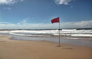 Jose Ignacio surf flat