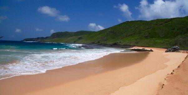 Praia do Leao beach