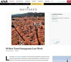 AFAR magazine Instagram of the Week