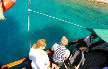 Queen of the Adriatic Croatia clear water