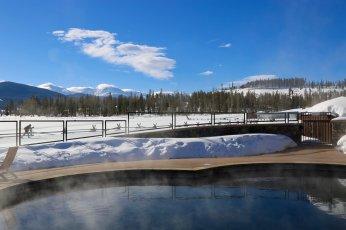 Devil's Thumb Ranch pool