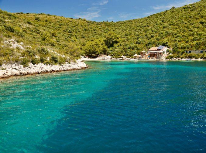 Queen of the Adriatic Hvar cove