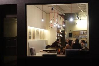 Café Capitale artwork