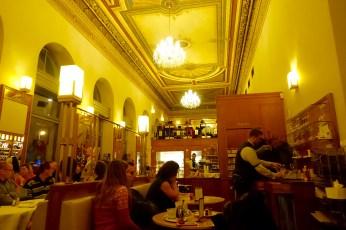 Prague Cafe Savoy