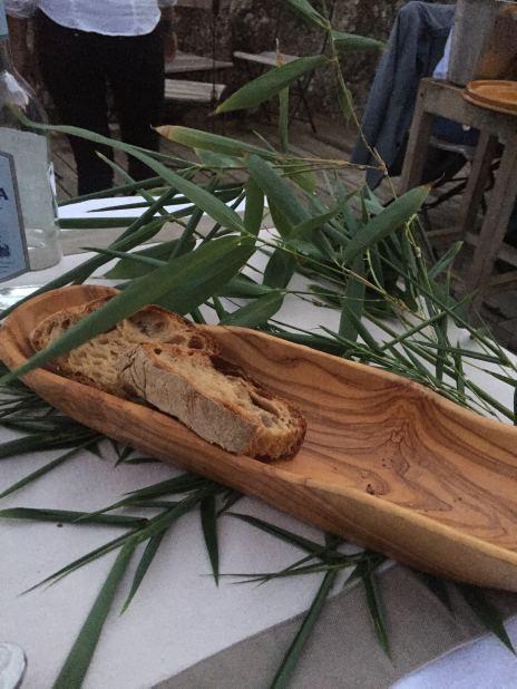Domaine de Murtoli La Grotte bread basket