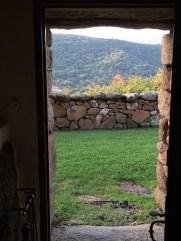 Domaine de Murtoli A Tiria doorway