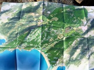 Domaine de Murtoli map