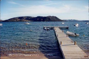 Grand Hotel Cala Rossa dock