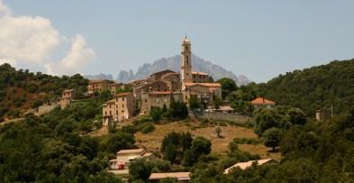 Soveria village