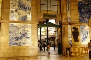 San Benito train station entrance