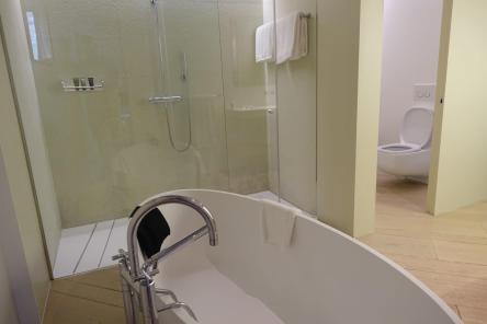 The Mercer Barcelona bathroom