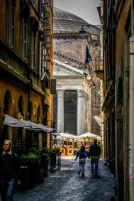 street view of Pantheon