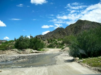 """Up in Salta on Ruta 40 sometimes """"highway"""" is just an expression. """"Route"""" seems to work."""