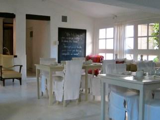 House of Jasmines Salta dining room