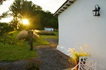 House of Jasmines Salta sunrise