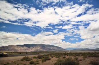 Ruta 33 Altiplano Salta highway