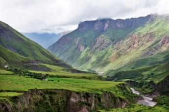 Cuesta del Obispo been valley river
