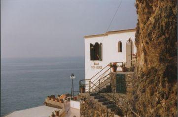 Old View of Hotel Onda Verde