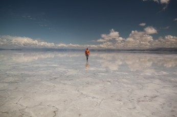 Salinas Grande Argentina mirage