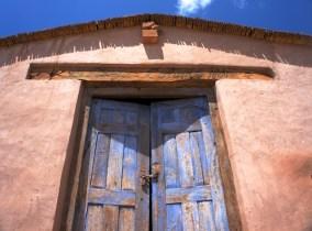 Estancia Colomé old doors