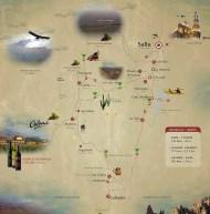 Colomé map