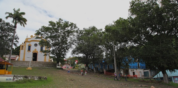 Fernando de Noronha main square