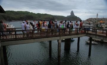 FERNANDO DE NORONHA harbor