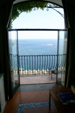 Albergo Miramare room view
