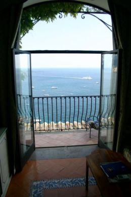 Albergo Miramare room view