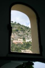 Mountain view from Albergo Miramare