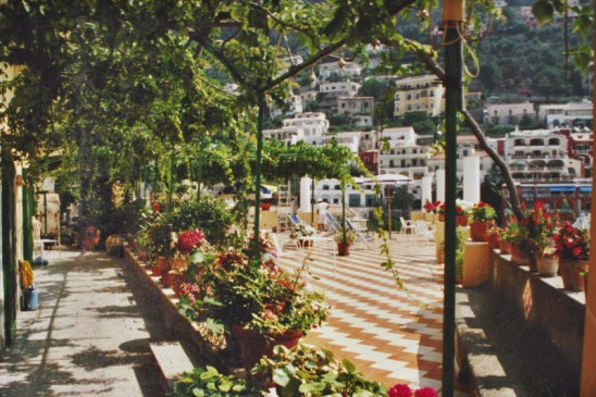 Casa Cosenza Terrace