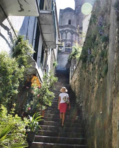 Ravello steps