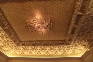 El Palauet Living ceiling