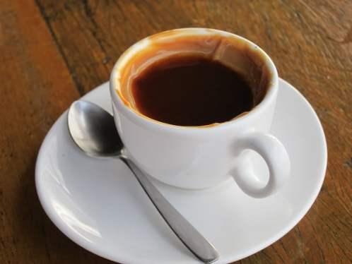 Restaurant Mergulhão dulce de leche cafe