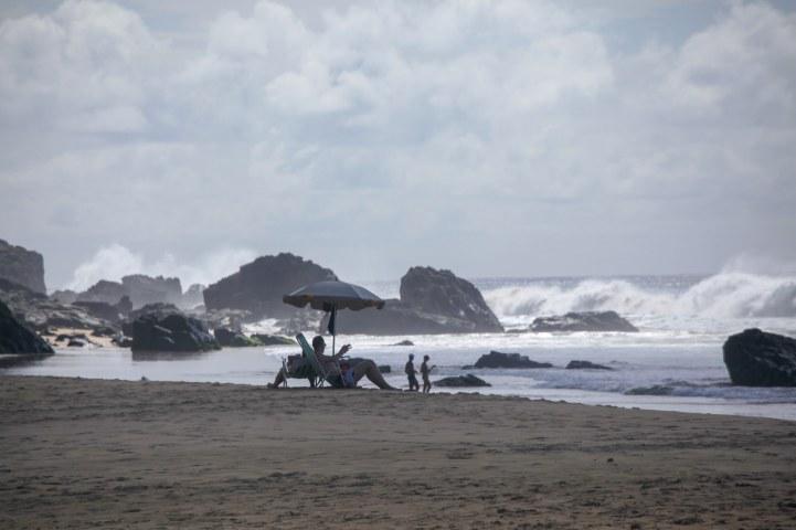 Praia Conceição surf