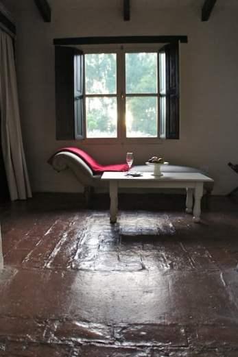 House of Jasmines sitting room
